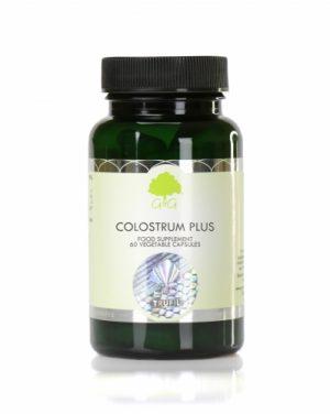 Colostrum Plus 60 Capsules  - G&G Vitamins
