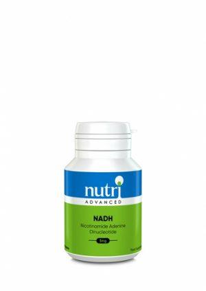 NADH 5mg 60 Tablets - Nutri Advanced