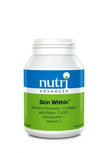 Skin Within 60 Caps - Nutri Advanced