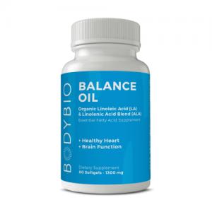 Balance Oil - 60 Caps - Bodybio