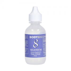 Selenium #8 Liquid Mineral - 2oz - Bodybio