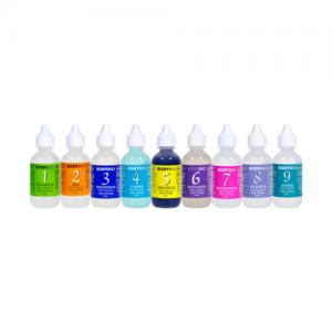 Liquid Mineral Set #1-9 - 2 oz - Bodybio