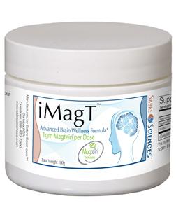 iMagT - Magnesium L-Threonate, 100g Powder - New Beginnings
