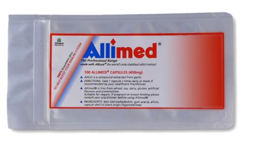 Allimed® 450mg - 100 Capsule Pack