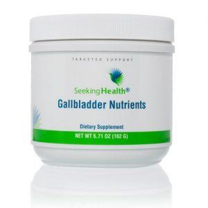 Gallbladder Nutrients Powder, 162g (60 Servings) - Seeking Health