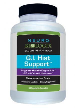 G.I Hist Support - 60 veg caps - Neuro Biologix *SOI*