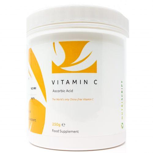 Ascorbic Acid Vitamins and Supplements Immune Health