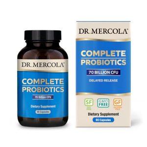 dr mercola probiotics