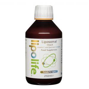 liposomal vitamin c quercetin lipolife natures fix
