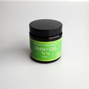 DMSO Gel 70% (4oz) - Regency Organics