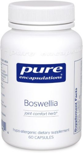 Boswellia, 60 veg caps - Pure Encapsulations