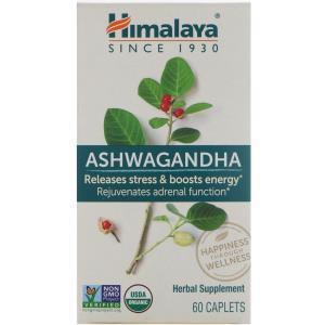 Ashwagandha, 60 Caplets - Himalaya