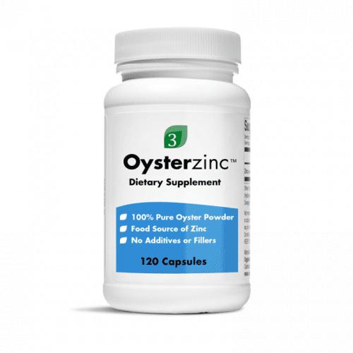 Oysterzinc- 120 Capsules- Organic3
